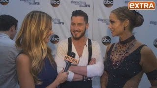 'DWTS' Week 4: Backstage with Renee Bargh and the Stars