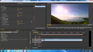 How to Use the Lens Flare Effect in Adobe Premiere