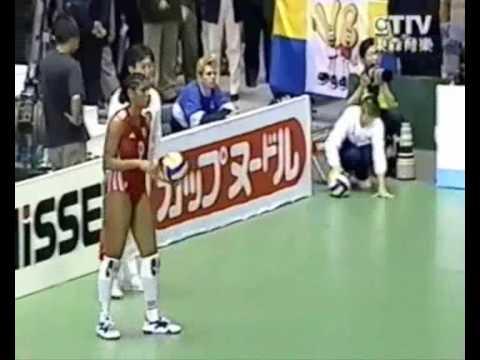 PERU VS JAPON MUNDIAL DE VOLEY 1998