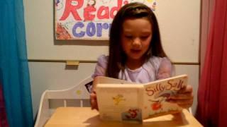 Natalie's Reading Corner: Silly Sally