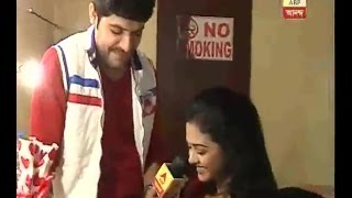 Valentine's Day Special:: Anurag's special gift to Meghla in Hoy maa noy bouma