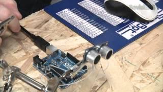 Ben's Autonomous Robot Luggage Trailer