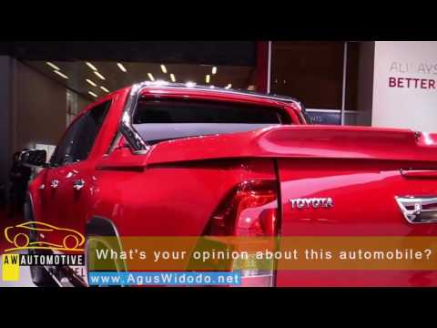Toyota Hilux 2017 give Review Scores to this new Car Autos 1 for min and 100 for max points