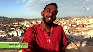 Faisal Salah - Smile | Official Muslim Aid Australia Orphans Nasheed