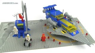 LEGO classic Space 928 or 497 Galaxy Explorer review! 1979 set!