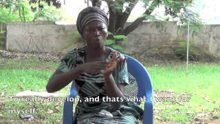 To Honor Deaf Women of Ghana: MDD Part II (Transcribed and Captioned)