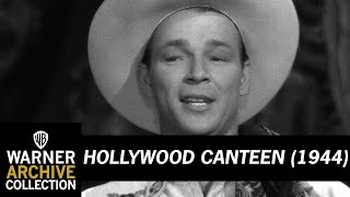 Hollywood Canteen (1944) – Roy Rogers Sings Don't Fence Me In