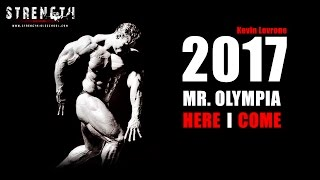 Kevin Levrone - 2017 Mr Olympia - Here I Come
