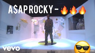 ASAP ROCKY PERFORMS LIVE ON TONIGHT SHOW REACTION 🔥🔥