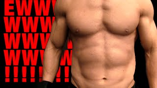 Ab Workout Mistake (BLOATED ABS!!)