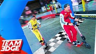 The Youtuber RAGE Race Challenge!!