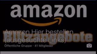 AMAZON-Angebote satt Partnernet