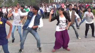 Flash Mob 2014 @ CUTM ODISHA