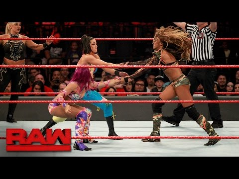 Xxx Mp4 Eight Woman Tag Team Match Raw May 1 2017 3gp Sex