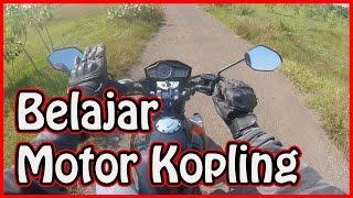 #41 Belajar Motor Kopling | Motovlog Indonesia