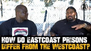 How do East Coast prisons differ from the West Coast? - Prison Talk 17.3