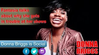 "Donna Briggs Talks with Fantasia, they discuss her album ""The Definition of..."""