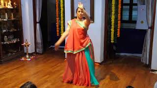 Kathak stories with Urja Desai
