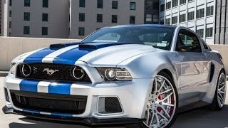 [PC] Need For Speed Rivals: Test Drive Ford Mustang GT 2014 NFS Movie Car (Movie Edition)