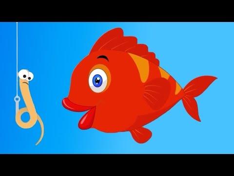 Kırmızı Balık 3 Çocuk Şarkısı Bir Arada