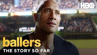 "Get Pumped Up for ""Ballers"" Season 3 with The Rock"