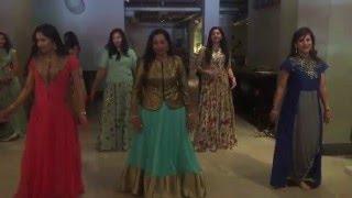 Kaanta Laga/Ek Pardesi/Saiyan Dil Mein/Saat Samundar mix Bollywood Dance