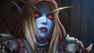 World of Warcraft: All Legion In-game Cinematic