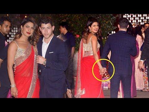 Xxx Mp4 LIVE Priyanka Chopra Bf Nick Jonas GRAND ENTRY At Mukesh Ambani S Son Akash Ambani S WEDDING 3gp Sex