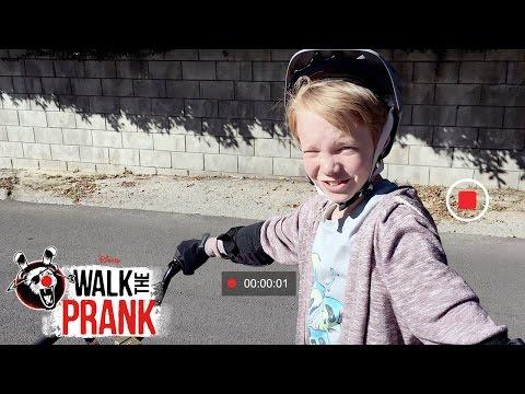 Learn To Ride A Bike Walk the Prank Disney XD