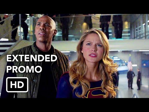 Supergirl 3x14 Extended Promo
