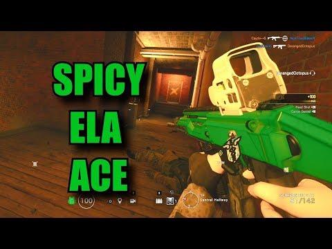 Xxx Mp4 My First Ela Ace Rainbow Six Siege 3gp Sex