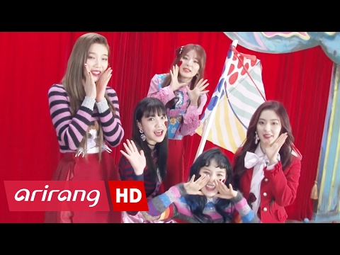 [Pops in Seoul] Red Velvet(레드벨벳) _ Rookie(루키) _ MV Shooting Sketch