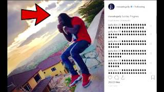 Mavado Spotted In Jamaica After Sh00ting Incident ?