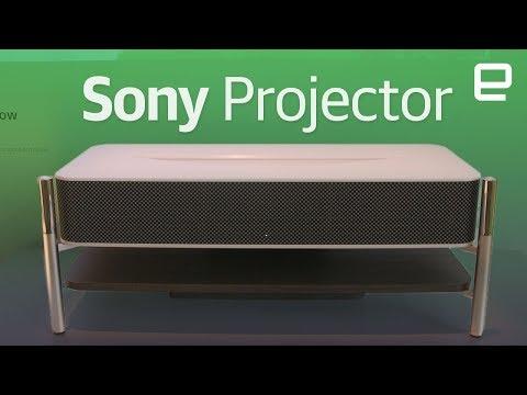 Xxx Mp4 Sony 4k Ultra Short Throw Projector At CES 2018 3gp Sex