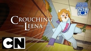 Crouching Leena (Ep 7) | The After School Adventures of Paddle Pop