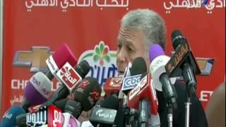 مع شوبير - حسن حمدي وزير دفاع القلعة الحمراء (حلقة كاملة)  21-3-2017