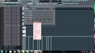 How To Make Progressive Psy-Trance Bassline (Swing & Triplet Technique)