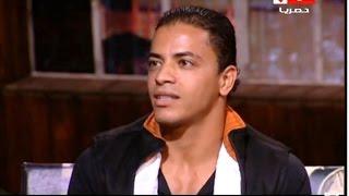 نسر الكونغ فو علي تلفزيون قناة الحياة ـ مع خليل والشناوي ـ برنامج خلاصة كلام