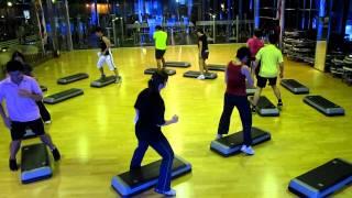 Ronnie's Fun Step - CFBV - 02Jun2011