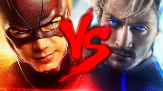 Flash VS. Mercúrio | Duelo de Titãs