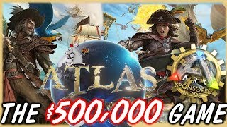 ATLAS MMO The $500,000 Mod! What Can We Expect?
