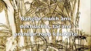 Jibanananda Das : Ruposhi Bangla 2ti Kobita paath