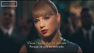 Taylor Swift - Delicate (Subtitulada en Español + English Sub) [Official Video]