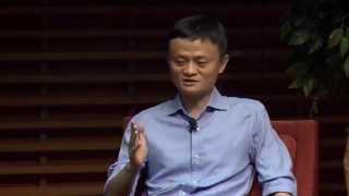 Jack Ma, Alibaba Group: Stanford GSB 2015 Entrepreneurial Company of the Year