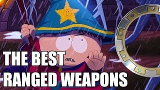 South Park: The Stick of Truth - MOST POWERFUL RANGED WEAPONS - CHAKRAM