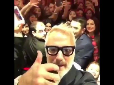 Xxx Mp4 Gianluca Vacchi Idolo Della Folla A Baku 3gp Sex