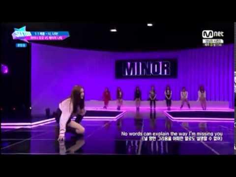 JYP SIXTEEN EP4 -  NATTY (나띠) PERFORMANCE