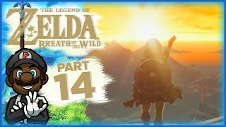 "The Legend of Zelda: Breath of the Wild - Part 14 | ""Shrine Hopping & Sunsets"""