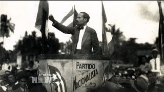 War Against All Puerto Ricans: Inside the U.S. Crackdown on Pedro Albizu Campos & Nationalist Party