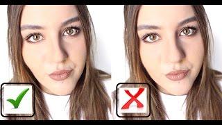 Makyajla Yüz ve Yüz Hatları Nasıl İnceltilir?
